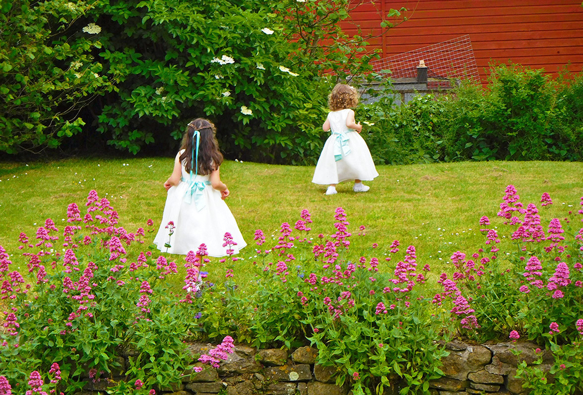 The Many Stages of Taking Children to a Wedding (a Personal Account)