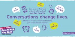 Time To Talk – Time To Change